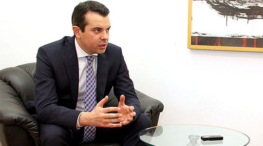 Poposki: There are changes in relations with Greece