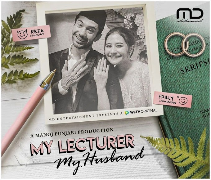 Drama Indonesia | My Lecturer My Husband (2020)