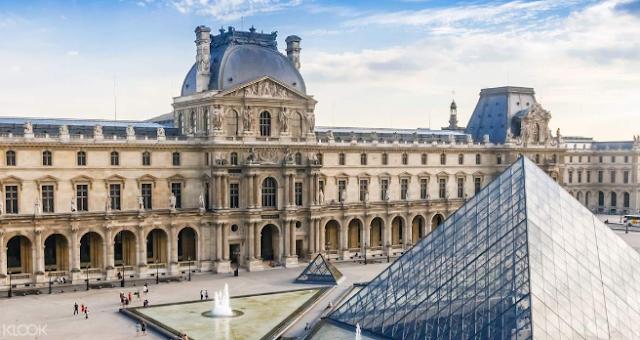 Sejarah Dibalik Museum Louvre Buat Yang Belum tau