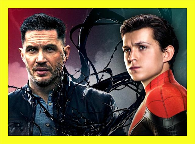 ✅ El Director de VENOM dice que el Crossover entre SPIDER-MAN de TOM HOLLAND y El SIMBIONTE de TOM HARDY es INMINENTE!