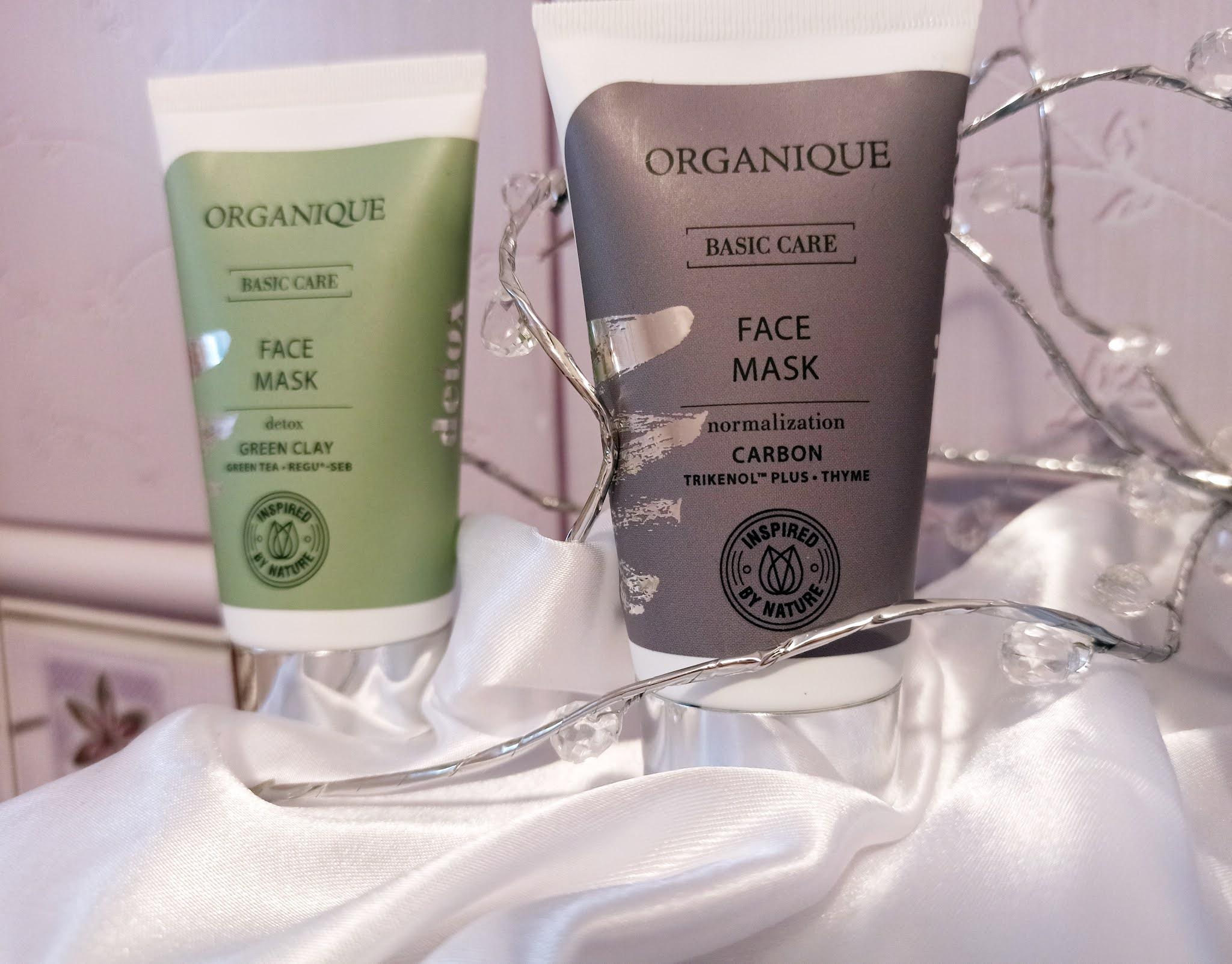 Normalizująca maska do twarzy Basic Care Organique