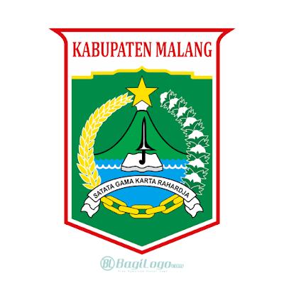 Kabupaten Malang Logo Vector