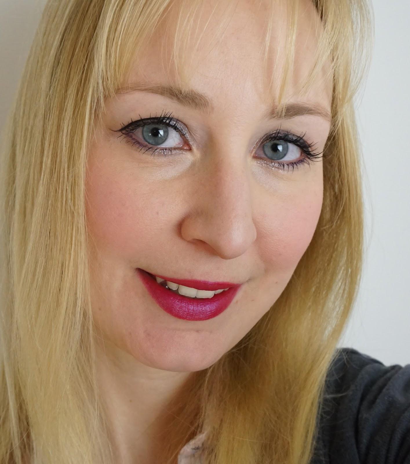 Mein Look Make-up mit den Alverde - Neuheiten Frühjahr 2015 Doris Weber