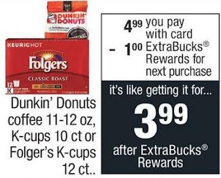 Folger's 12ct K-Cups