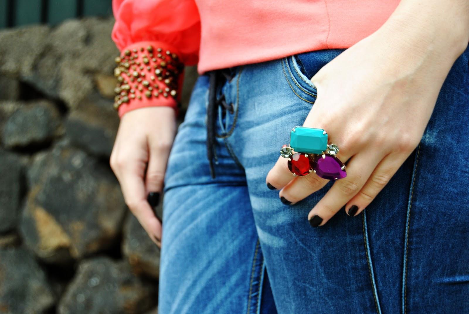 asos, nery hdez, pastels colour, jeans