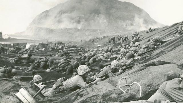 The invasion of Iwo Jima was a mistake worldwartwo.filminspector.com