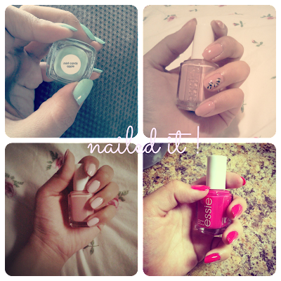 oh 18th || Nails, nails, nails!