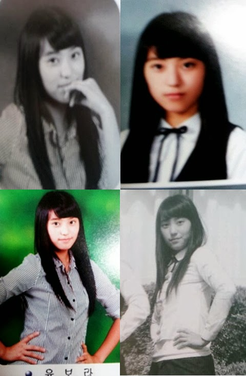 sistars childhood photos revealed daily k pop news