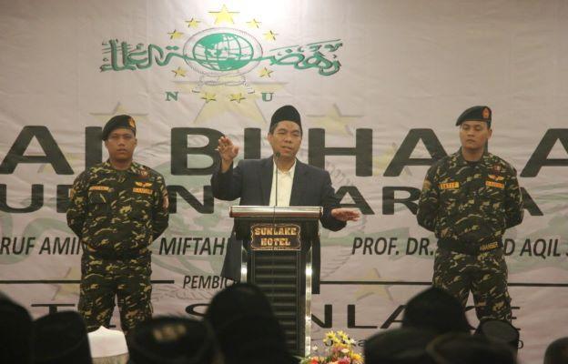 Katib Syuriah PBNU Nilai Abu Janda 'Dipakai' Pihak Tertentu untuk Buat Gaduh Indonesia