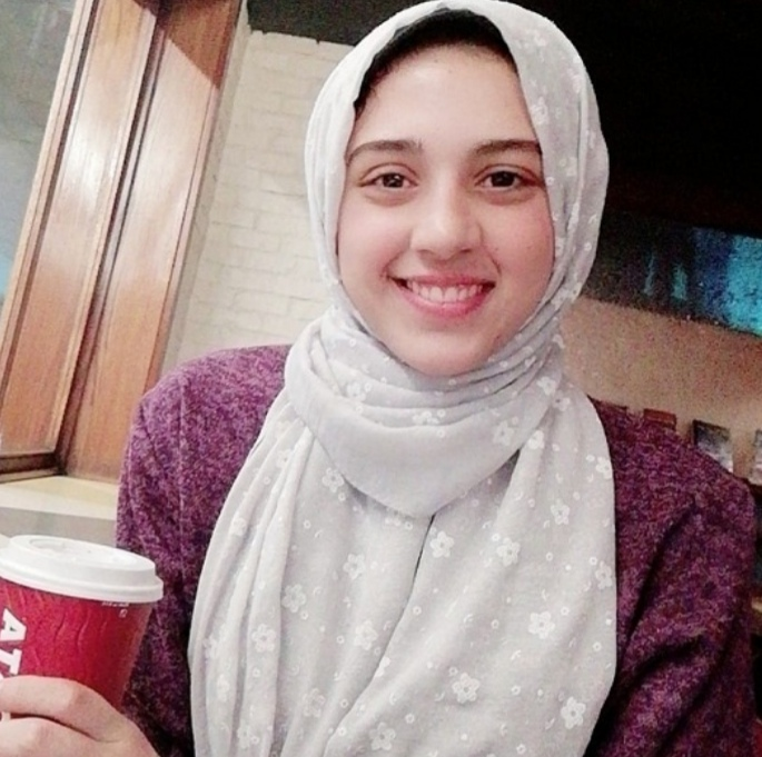 Sarah Ayman, amazingly speaking, fights verbal harassment