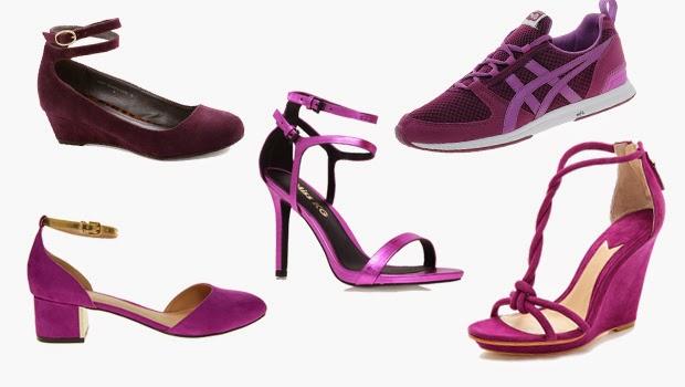 cb74b0497851d Kıyafetlerde olur da ayakkabı es geçilir mi? Bunlar da radiant orchid  ayakkabılar. Kıyafet ayakkabı derken bir ...