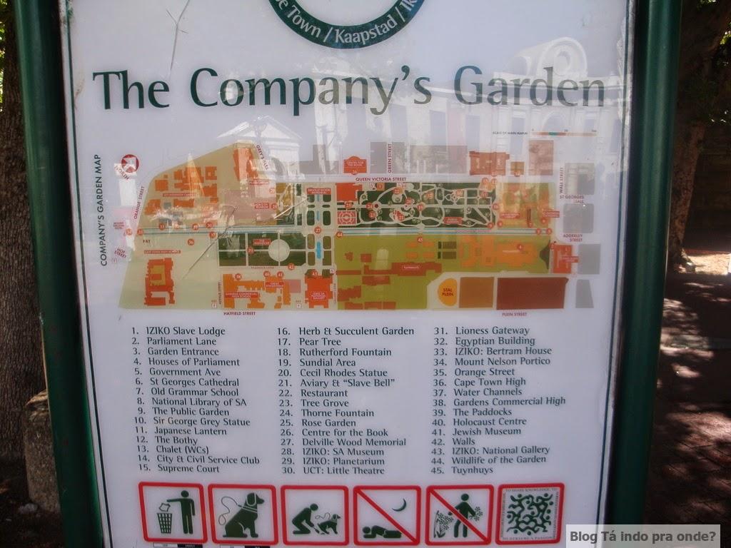 Company´s Garden