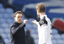 Fulham boss Scott Parker wary of the important of Gareth Bale ahead Tottenham clash