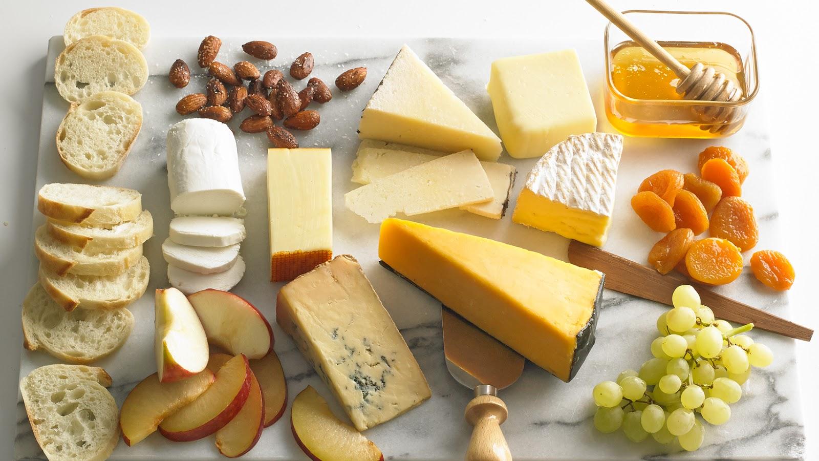 Cheese health benefits