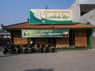 RM Lombok Idjo Tegal