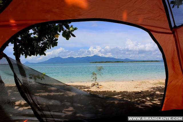 Apuao Island, Camarines Norte