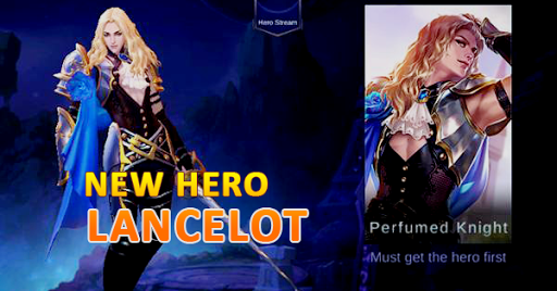 Lancelot (New Hero) Assassin