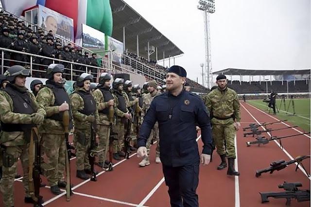 Кадыров предупредил Грузию и Украину: Придёт время – обязательно предъявим счёт