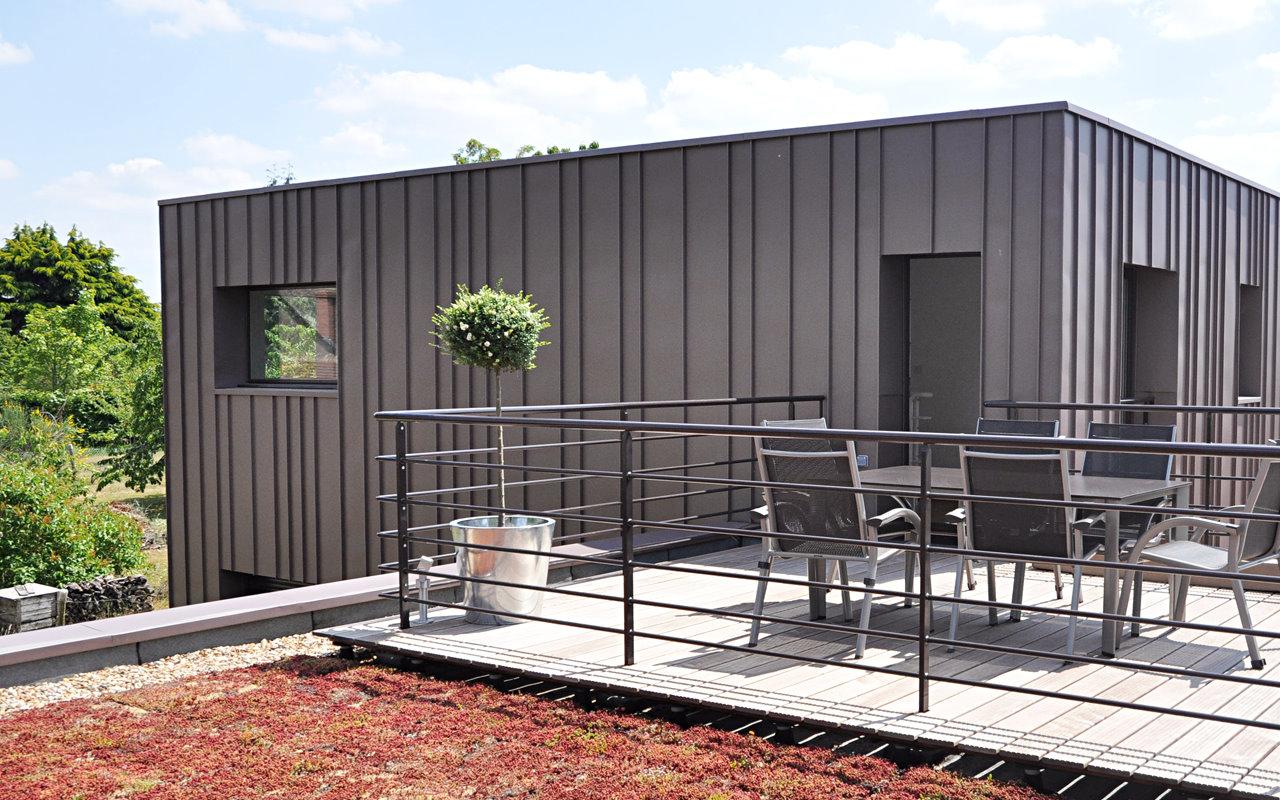 Ar-architecte: Habitat moderne