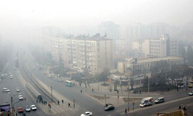 hava kirliliğinin sonuçları