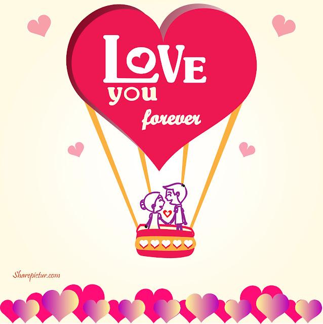 love romantic poster