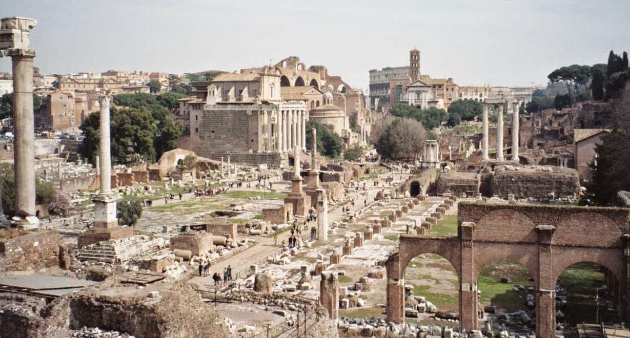 Ciudad de Roma