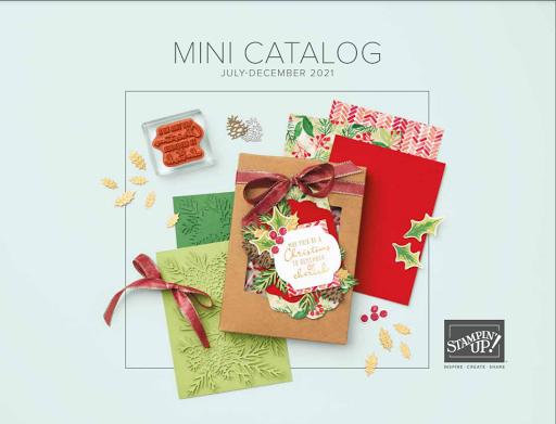 July - December 2021 Mini Catalog - LIVE AUG 3