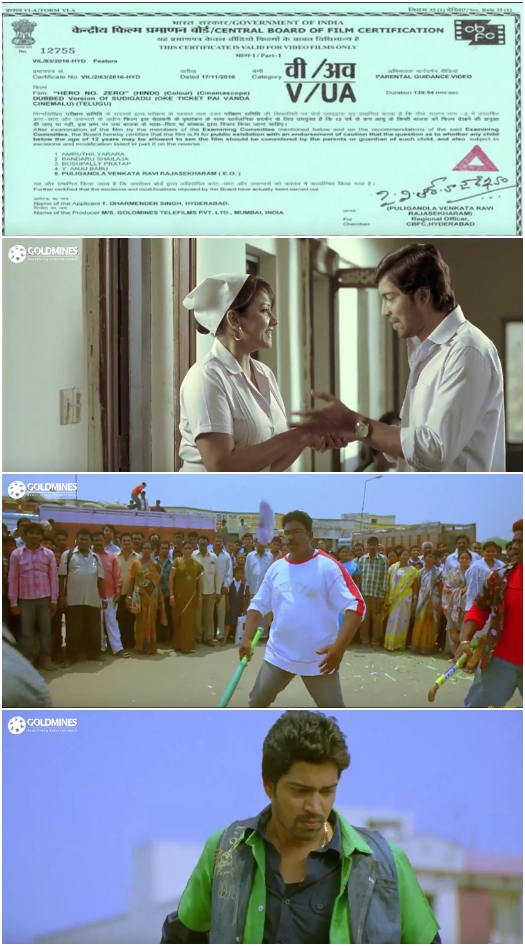 Hero No Zero Hindi Dubbed Movie Download