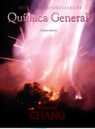 Principios Esenciales De Quimica General Chang en pdf