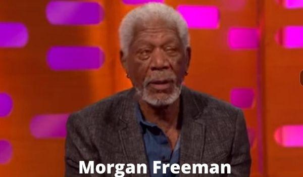 Morgan Freeman height