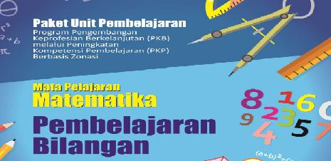 Modul atau Buku PKP Guru Matematika SMP Edisi 2019/2020