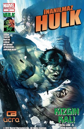 İnanılmaz Hulk #11