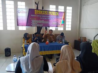 Diskusi JCK Minta Jaga Persatuan Pasca Pemilu 2019