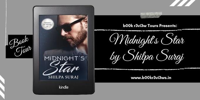 Book Tour: Midnight's Dream - Shilpa Suraj