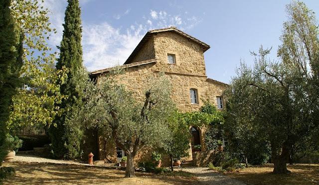 Maté Winery em Montalcino