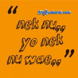 80 Gambar katakata bahasa Jawa Lucu  Ngawi Cyber