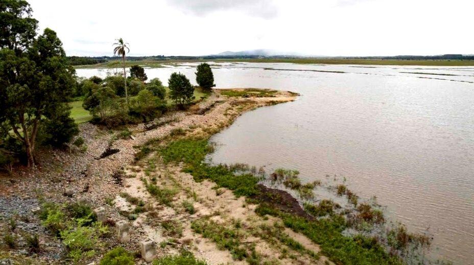 Brasil perdeu 15% da superfície de água doce em 30 anos