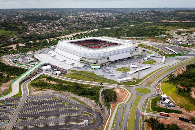 A polemica da Arena Pernambuco
