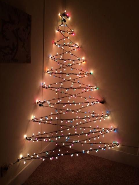 Ideas para árboles de Navidad en espacios reducidos