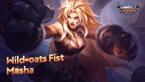 Terkuat ! Build Semua Item Hero Masha Mobile Legend Tersakit Yang Wajib Di Coba