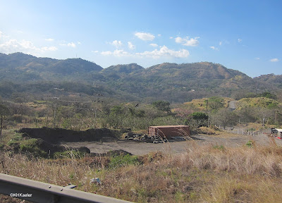 mountains of central Costa Rica