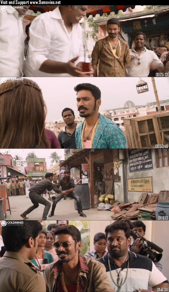 Rowdy Hero 2016 Hindi Dubbed 720p HDRip 900MB