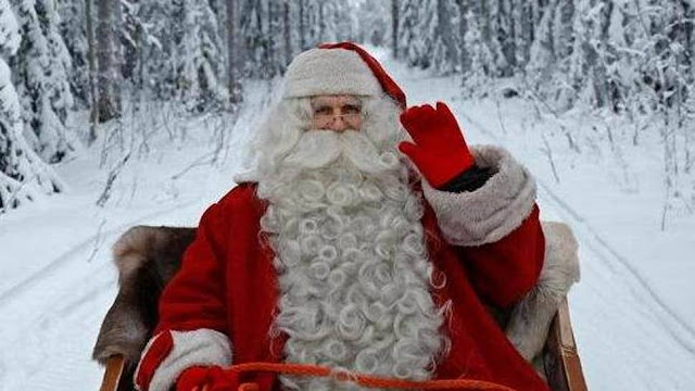 Di mana Sinterklas sekarang? Cari tahu dengan bantuan NORAD dan Google