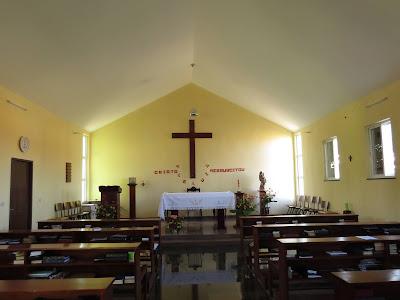 Menongue-Chapel