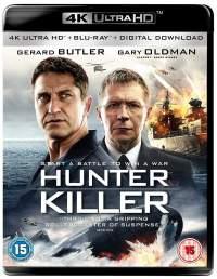 Hunter Killer 2018 Hindi Dual Audio Movies 480p