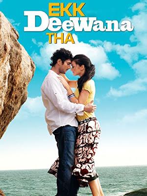 Ekk Deewana Tha 2012 Hindi 720p WEB-DL 1.1GB ESub