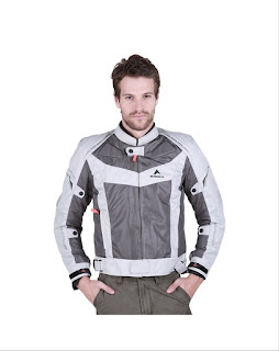 Eiger Riding Jacket Rapid Silver