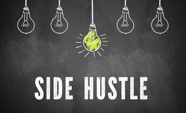 how to start your own side hustle from home