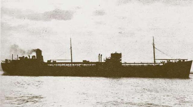 US tanker John D. Gill, sunk on 13 March 1942 worldwartwo.filminspector.com