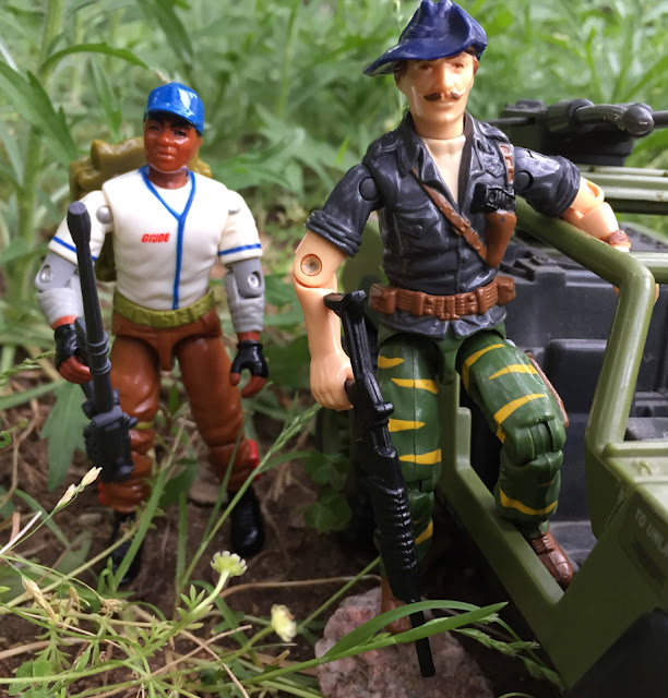1988 Tiger Force Recondo, Tiger Fly, Dragonfly, Hardball, 1982 VAMP